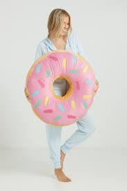 giant donut cushion