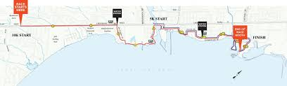 Austin Marathon Map by Mississauga Marathon Map Map Of Mississauga Marathon Ontario