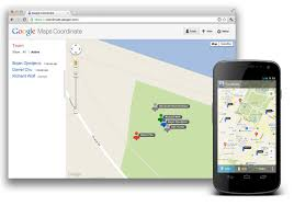 Google Maps Iowa Google Launches Coordinate A New Service For Managing Mobile