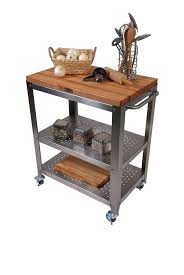 rolling butcher block kitchen cart home design ideas