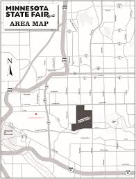 State Fair Map Hussong Concessions