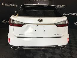 Lexus Garage Door Opener by New 2017 Lexus Rx 350 4 Door Sport Utility In Edmonton Ab L13885