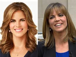 how does natalie morales style her hair mommy you look like a boy natalie morales son pans her new do