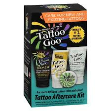 the original tattoo goo tattoo aftercare kit walgreens