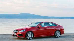 2013 mercedes e350 coupe mercedes reveals freshened 2014 e class coupe and convertible