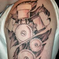 upper arm tattoos for guys 2015