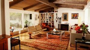 Rustic Living Rooms by Rustic Wooden Ceiling Ideas Youtube