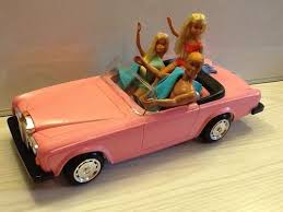 22 kac barbie cars images barbie cars vintage