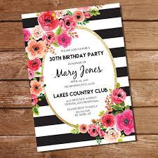 black and white striped wedding invitations black and white striped floral table for any