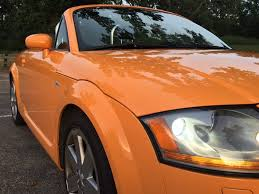 vwvortex com fs 2005 tt 3 2 quattro papaya orange w baseball