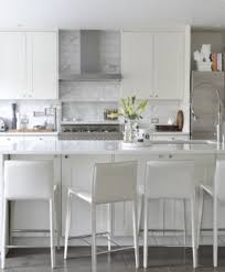 white kitchen island with stools white leather bar stools foter