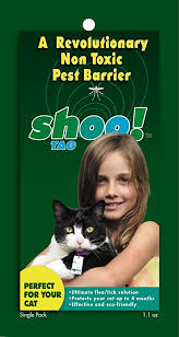 Shoo Vs shoo tag flea and tick for cats pack pet
