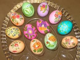 wax easter egg decorating ukrainian decorated easter eggs pysanky