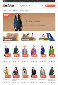 30 best clothes fashion opencart themes 2018 freshdesignweb