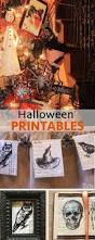 diy vintage halloween banner printable halloween ideas