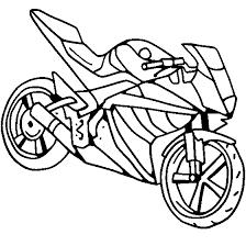motorcycle coloring drawing free wallpaper anggela coloring book