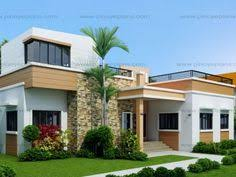 Modern Small House Designs One Storey House With Roof Deck Home Pinterest Roof Deck