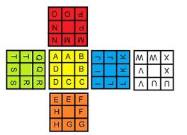 how to solve the rubik u0027s cube blindfolded