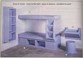 Prison Bunk Beds Maybe Call It The Time Out Bunk Bed Types