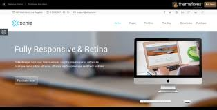 website homepage design when to go with a website design theme