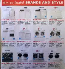 black friday appliance sale washer shop combination washers dryers at lowes com washer sets