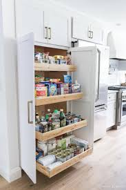 kitchen cabinet with shelves kitchen cabinet storage organization ideas driven by decor