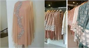what to wear this eid capes lace and gently flared pants make