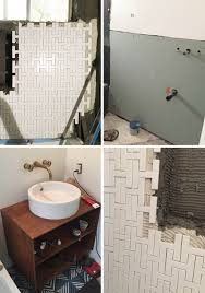 Cost To Redo A Small Bathroom Guest Bathroom Reveal Emily Henderson
