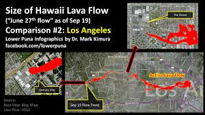 Hawaii Lava Flow Map Puna Lava Flow In Graphics U0026 Maps Last Updated Feb 22 2015