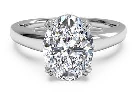 platinum solitaire rings images Tulip cathedral platinum solitaire engagement ring engagement png