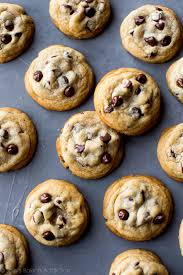 the best soft chocolate chip cookies sallys baking addiction