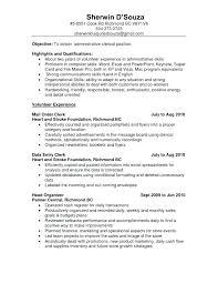 accounts receivable clerk resume sample u2013 topshoppingnetwork com