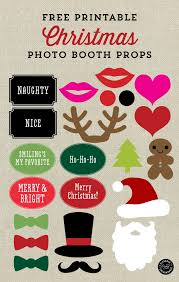 photo booth signs free printable christmas photo booth props and signs from elegance