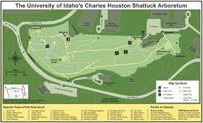 Arboretum by Charles Houston Shattuck Arboretum