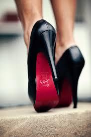 red sole high heels qu heel