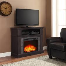 Media Console Furniture by Whalen Media Fireplace For Tvs Up To 50