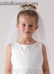 1st communion veils veils
