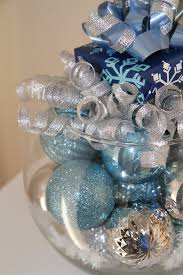 Christmas Table Decoration Ideas Blue Silver by 221 Best A Blue U0026 Silver Christmas Images On Pinterest