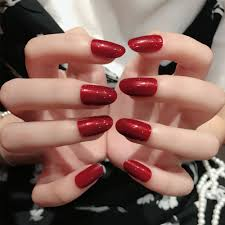 compare prices on red nail designs online shopping buy low price