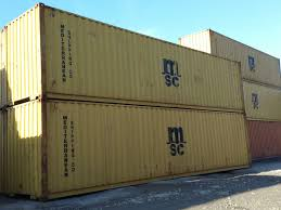 used 40 foot container cohen and cohen