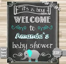 baby shower welcome sign welcome sign baby shower welcome chalkboard sign welcome