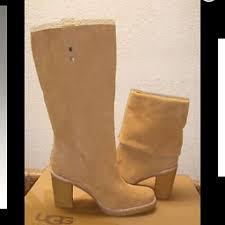 ugg womens josie heeled boots stout 44 ugg boots sale ugg josie stout boots from s