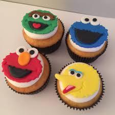 sesame cake toppers 12 sesame inspired cupcake toppers fondant