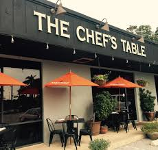 the chef u0027s table home stuart florida menu prices