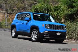 renegade jeep black 2016 jeep renegade longitude review video performancedrive