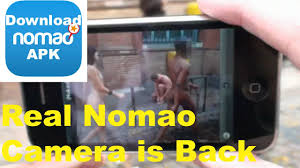 download and install nomao camera for android and ios