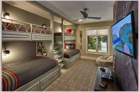 Boat Bunk Bed 10 Cool Built In Bunk Bed Rail Ideas