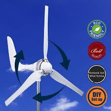 amazon com windmill 1500w 24v 60a wind turbine generator kit