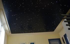 chambre ciel étoilé ciel étoilé chambre plafond fibre optique led mycosmos
