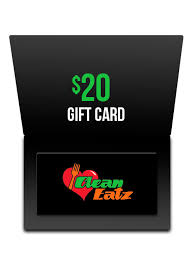 20 dollar gift card gift cards shop clean eatz